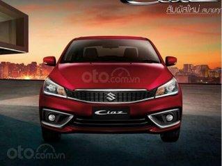 Suzuki Ciaz 2020 nhập khẩu nguyên chiếc từ Thái Lan, giá siêu hot chỉ từ 529 triệu