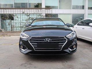 Cần bán xe Hyundai Accent đời 2020, màu đen, số sàn