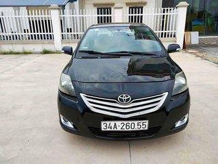Cần bán gấp Toyota Vios năm 2012, màu đen còn mới giá cạnh tranh