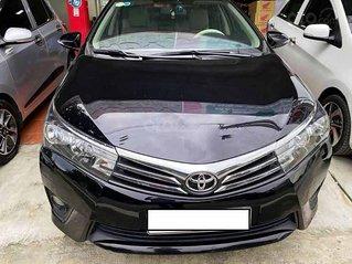 Bán Toyota Corolla Altis năm 2014, màu đen còn mới