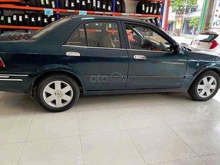 Cần bán lại xe Ford Laser năm sản xuất 2002, màu xanh lam còn mới, giá chỉ 115 triệu