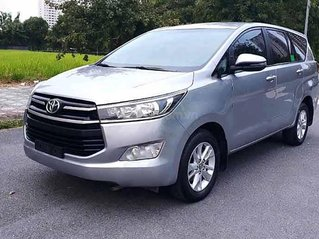 Cần bán lại xe Toyota Innova năm 2018, màu bạc còn mới giá cạnh tranh
