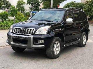 Xe Toyota Prado sản xuất 2008, màu đen, nhập khẩu còn mới