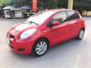 Bán ô tô Toyota Yaris năm 2008, màu đỏ, nhập khẩu còn mới