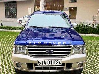 Cần bán lại xe Ford Everest sản xuất 2006, màu xanh lam, nhập khẩu nguyên chiếc còn mới, giá 196tr