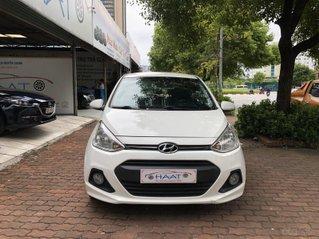 Bán xe Hyundai Grand i10 2016, màu trắng