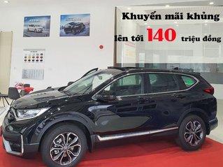 Bán xe Honda CRV 2020, màu đen