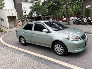 Xe Toyota Vios năm 2003, màu xanh lam còn mới giá cạnh tranh