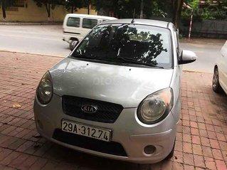 Cần bán xe Kia Morning năm sản xuất 2008, màu bạc, nhập khẩu còn mới