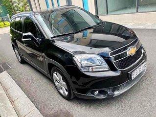 Bán Chevrolet Orlando sản xuất 2017, màu đen còn mới
