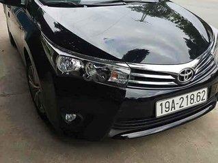 Bán Toyota Corolla Altis năm sản xuất 2014, màu đen còn mới