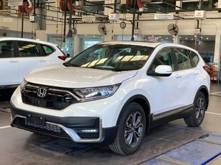 Honda CRV ưu đãi tốt nhất tại Honda Bắc Giang, liên hệ ngay để biết chi tiết