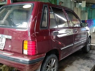 Bán xe Kia CD5 năm sản xuất 2004, màu đỏ