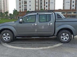 Cần bán lại xe Nissan Navara năm sản xuất 2012, màu xám, số tự động, 380tr