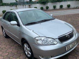 Cần bán lại xe Toyota Corolla Altis năm 2008, giá mềm, xe còn mới
