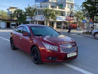 Cần bán lại xe Chevrolet Cruze đời 2012, màu đỏ chính chủ