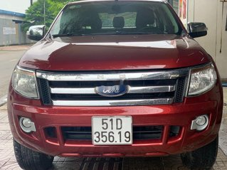 Bán xe Ford Ranger năm sản xuất 2013, xe nhập, chính chủ sử dụng