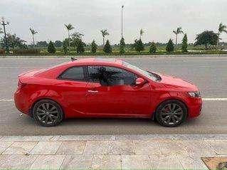 Bán Kia Cerato 2009, màu đỏ còn mới giá cạnh tranh