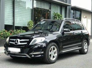 Xe Mercedes-Benz GLK 300 đời 2012 màu đen sản xuất năm 2013, giá mềm