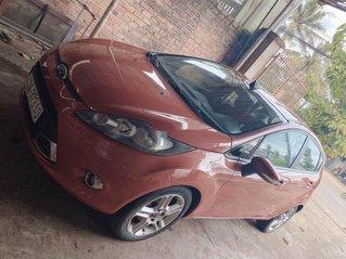 Cần bán xe Ford Fiesta 2011, màu đỏ, nhập khẩu xe gia đình