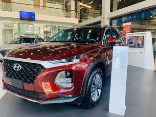 Bán Hyundai Santa Fe máy xăng cao cấp năm sản xuất 2020, giao nhanh