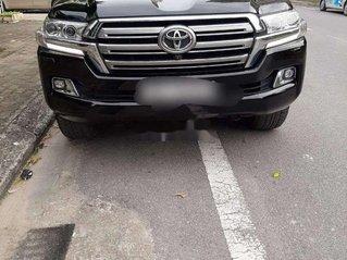 Bán Toyota Land Cruiser đời 2015, màu đen, xe nhập, số tự động