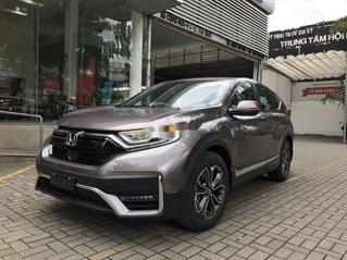 Bán Honda CR V G năm 2020, xe giá thấp, hỗ trợ mua xe trả góp lãi suất thấp