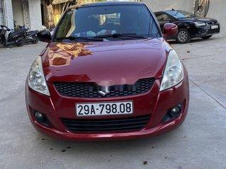 Cần bán gấp Suzuki Swift đời 2014, màu đỏ, nhập khẩu Nhật Bản