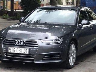 Bán xe Audi A4 sản xuất năm 2017, nhập khẩu, xe còn mới, một đời chủ duy nhất