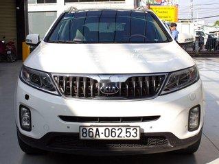 Bán xe Kia Sorento năm 2017, xe giá thấp, còn mới, động cơ ổn định