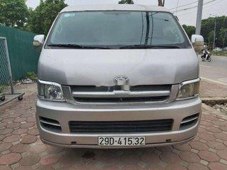 Bán Toyota Hiace năm sản xuất 2005, xe nhập, xe giá thấp, động cơ ổn định