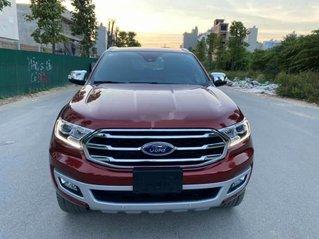 Xe Ford Everest sản xuất 2019, xe nhập, xe giá thấp, động cơ ổn định