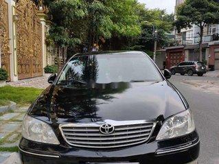 Bán Toyota Camry năm sản xuất 2003, màu đen, xe nhà sử dụng
