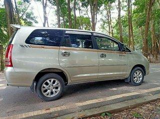 Bán Toyota Innova MT sản xuất 2007, xe chính chủ giá thấp, động cơ ổn định