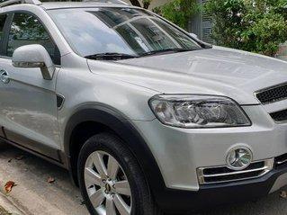 Bán xe Chevrolet Captiva sản xuất năm 2009, màu bạc còn mới giá cạnh tranh