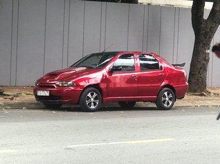 Bán Fiat Siena sản xuất 2001, màu đỏ, xe nhập