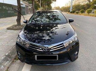 Bán Toyota Corolla Altis 2015, màu đen