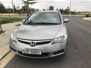 Lên đời bán Honda Civic đời 2008, màu bạc, xe nhập, 320tr