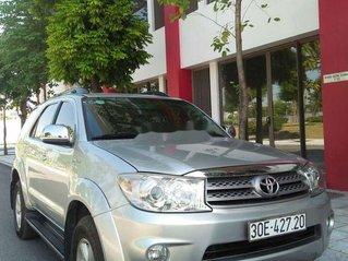 Bán Toyota Fortuner năm 2009, xe chính chủ giá mềm, động cơ ổn định