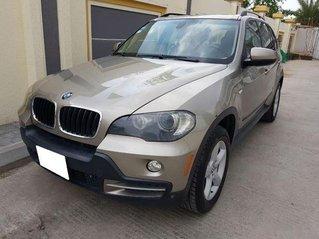 Cần bán gấp BMW X5 năm sản xuất 2007, màu vàng còn mới giá cạnh tranh