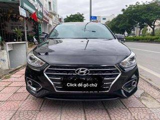 Chính chủ bán xe Hyundai Accent sản xuất năm 2019, màu đen