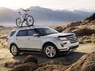 Ford Explorer mới 2020, ưu đãi hấp dẫn