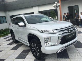 Mitsubishi Pajero Sport 2020 chính thức ra mắt, ưu đãi cực lớn, mẫu SUV 7 chỗ ngập tràn tính năng an toàn