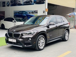Cần bán xe BMW X1 đời 2016, màu nâu xe gia đình giá chỉ 1 tỷ 50 triệu đồng