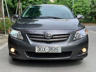 Cần bán xe giá thấp chiếc Toyota Corolla Altis 2.0 AT đời 2010, xe còn mới