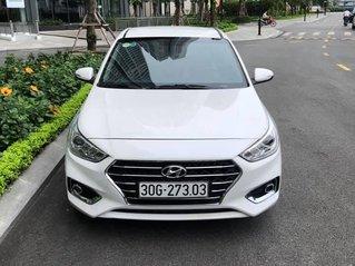 Hyundai Accent số tự động, sản xuất 2019, màu trắng