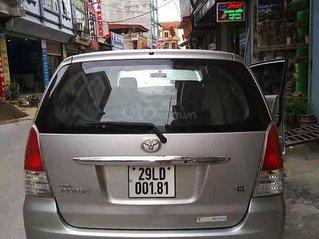 Bán Toyota Innova sản xuất năm 2011, màu bạc