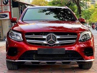 Bán ô tô Mercedes GLC300 4Matic đời 2018, màu đỏ