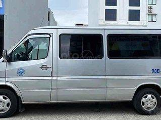 Cần bán xe Mercedes Sprinter 313 đời 2012, màu bạc, giá tốt