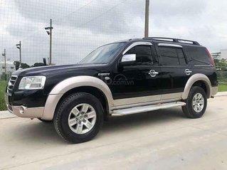 Cần bán Ford Everest đời 2007, màu đen, xe nhập